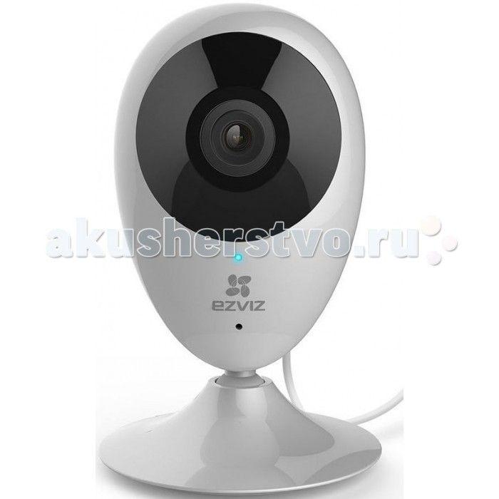 Ezviz Видеоняня C2C Wi-Fi  Ezviz Видеоняня C2C Wi-Fi имеет универсальную подставку с встроенным магнитом, который является достаточно мощным, чтобы легко удержать ее на любой металлической поверхности.   Особенности: подставка позволяет легко изменять угол наклона и поворота устройства большой угол обзора – 111° мощная ночная IR-подсветка Ezviz C2C, гарантирует отличную видимость в радиусе 5 метров даже в полной темноте для использования IP-видеоняни Ezviz C2C необходимо иметь подключение к…