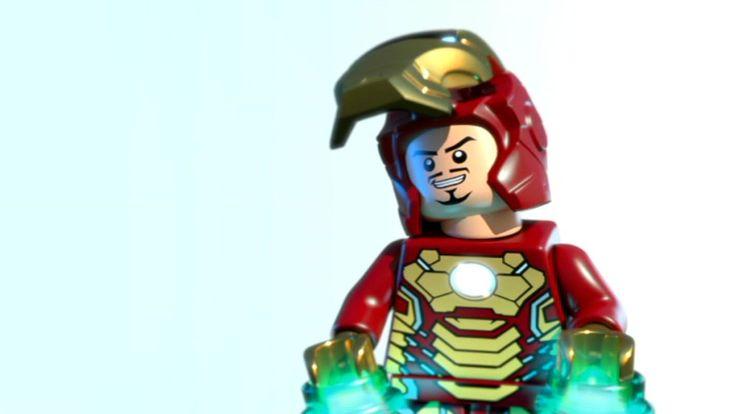 lego iron man 3 wallpaper - photo #16