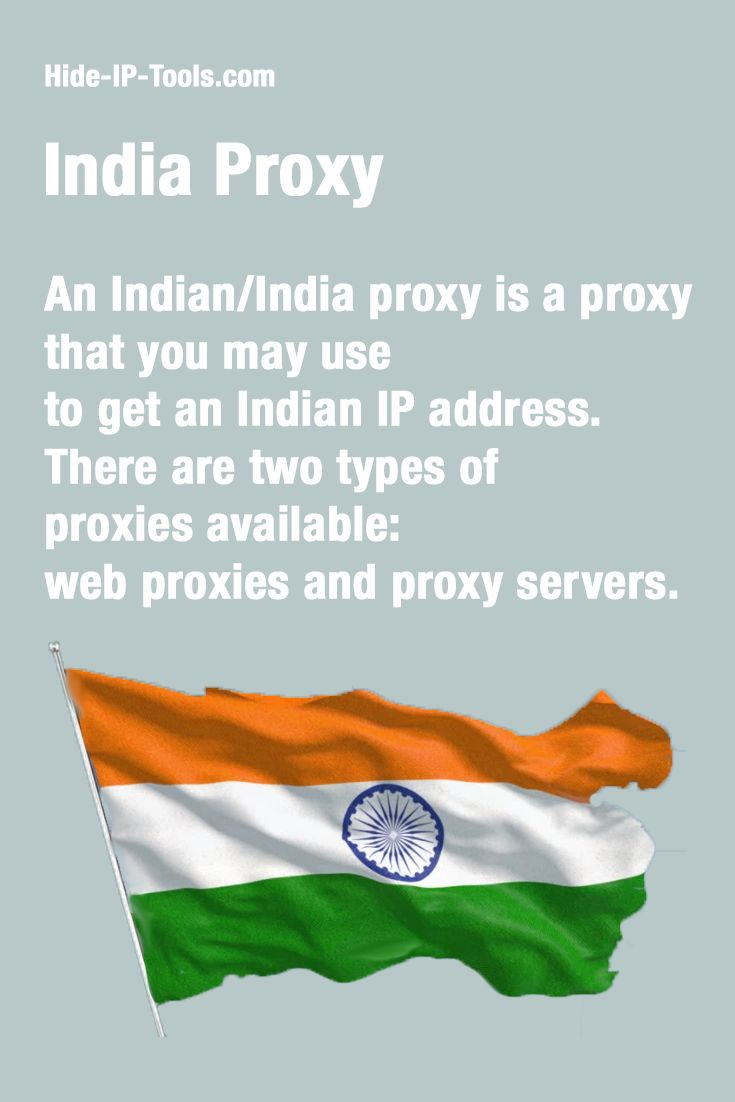 Would you like to unblock Indian restricted sites? Use #indiaproxy