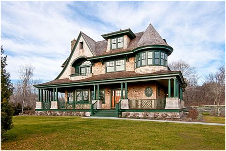 17 Best Ideas About Shingle Style Homes On Pinterest