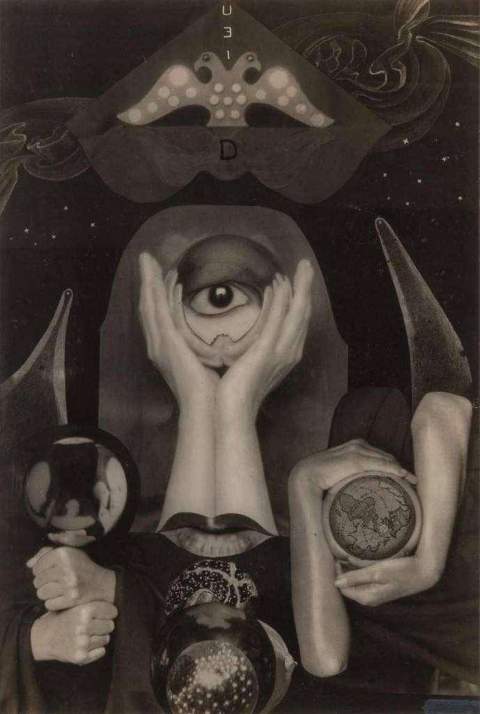 Claude Cahun et Marcel Moore, Photomontage, Aveux non avenus, 1929-1930