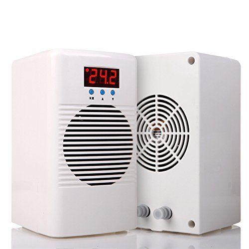 EVERSECU 72w 110-240v Aquarium Water Chiller Warmer/Cooler