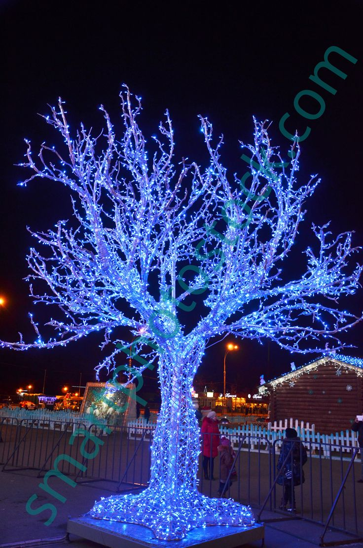 21 best christmas yard decorations led images on - Best way to light a christmas tree ...