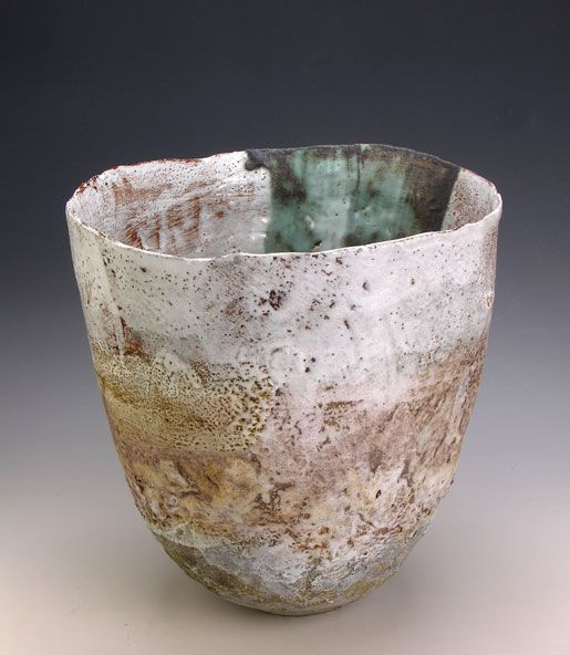 Rachel Wood conical bowl