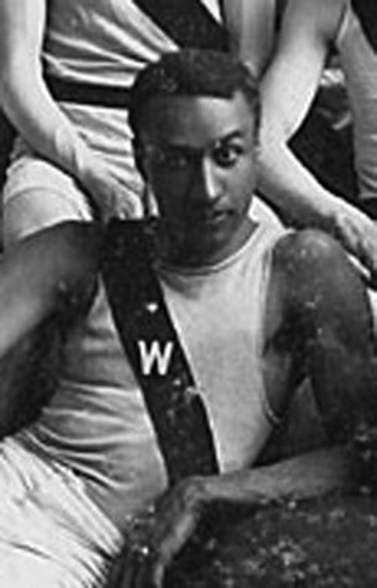 the first Black Olympic medal winner was crowned. George Coleman Poage