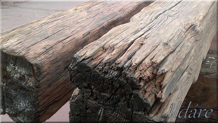 Öreg tölgyfa gerendák