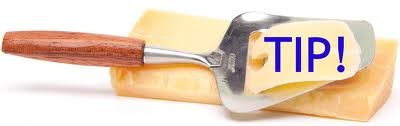 The norwegian invention 'cheeseslicer' or 'ostehøvel'. It was created in 1927 and is perfect for cutting cheese.