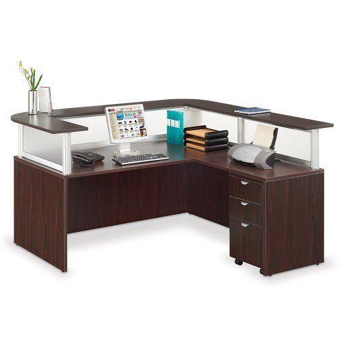 Neoterik Collection Reception L Desk