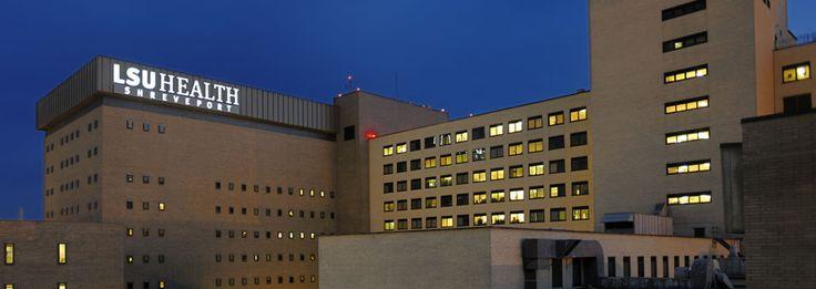 lsu shreveport hospital | LSU Shreveport/