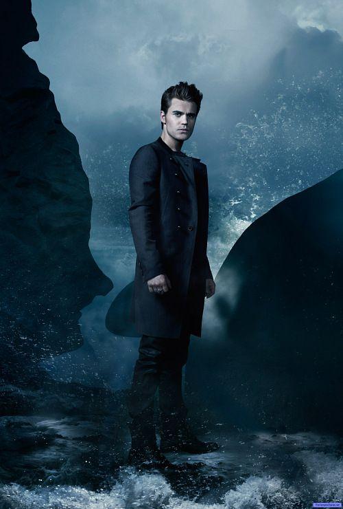 The Vampire Diaries NEW promo picturesStefan/Paul Wesley  #TVD