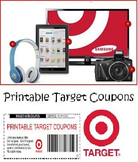 Free Printable Target Coupons ( Grocery Coupons ) May 2013 | Coupon Code Discount