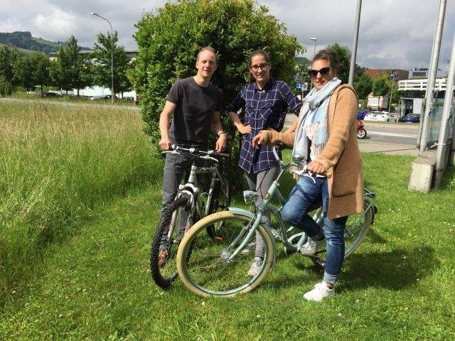 Schon über 3,5 Millionen Kilometer (Stand 11.Juni 2016) wurden in diesem Jahr bei der Aktion Bike To Work gestrampelt. Im Mai und Juni legenin der Schweiz rund 52'000 Pendlerinnen und Pendler ihren Arbeitsweg mit dem Fahrrad zurück. Auch bei uns sind drei Teams am Start.