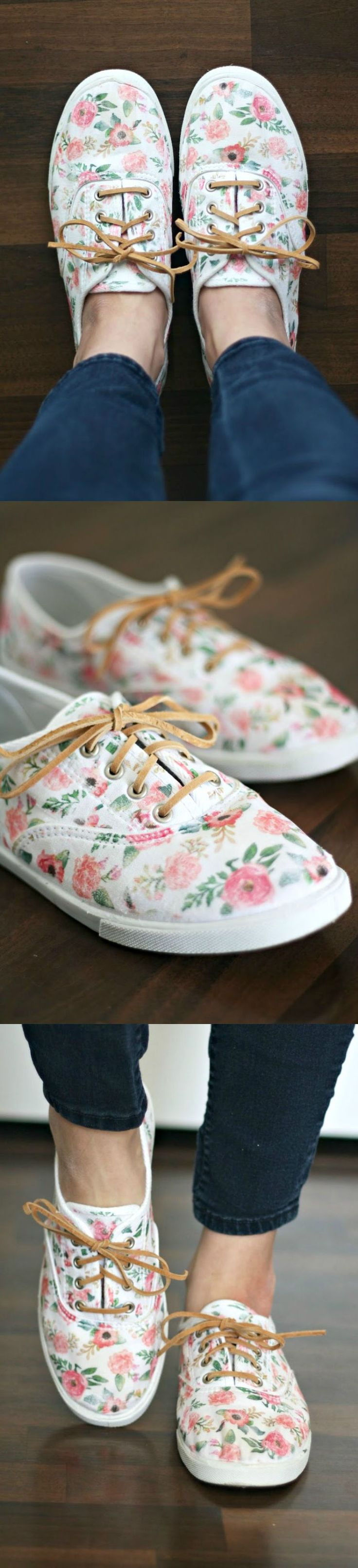 images about DIYDecorating Shoes Lace up