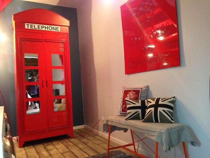 78 meilleures images propos de diy meubles sur pinterest plans de travail - Meuble cabine telephonique anglaise ...
