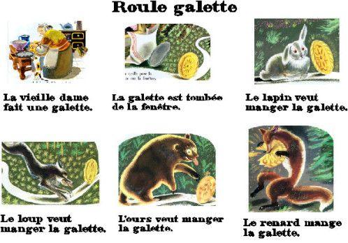 Images sequentielles en ps le blog de l cole maternelle paul galette rois et reines - Personnages de roule galette ...