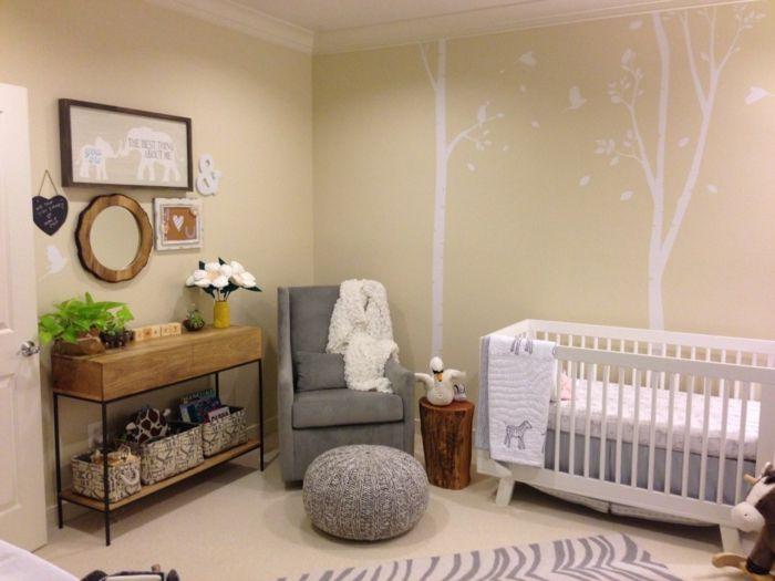 336 besten babyzimmer einrichten bilder auf pinterest - Babyzimmer jungle ...