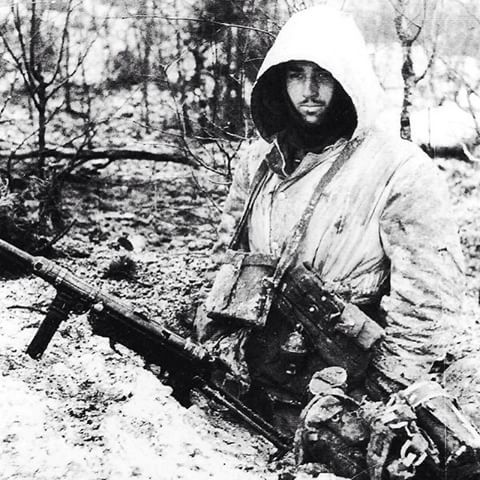 Soldier on the Eastern Front - WW2