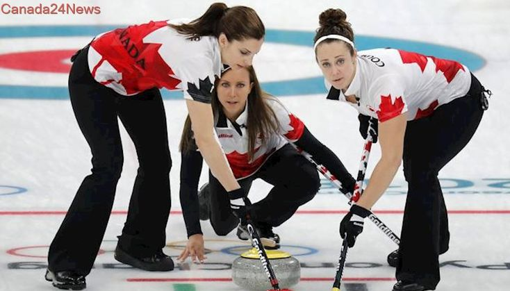Olympic curler's husband settles nerves of event with beer: 'I'm not a drunk, I'm just Canadian'