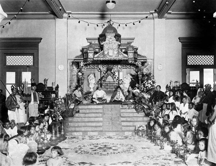 Sultanate of Deli, 1925