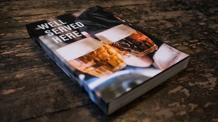 The joys of the perfect beer are celebrated in this large and lavish photography book.