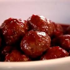 Slowed Cooked Turkey Meatballs In A Cranberry B.B.Q Sause traditional meal with a twist.: Garlic Clove, Barbeque Meatballs, Crabs Appetizers, Turkey Meatballs, Bbq Sauces, 1 2 Cups, Cooking Turkey, Crockpot Recipes, Breads Crumb