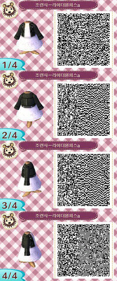 Animal Crossing QR Code.