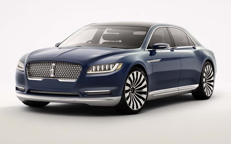 2017 lincoln continental concept price and specs. Black Bedroom Furniture Sets. Home Design Ideas