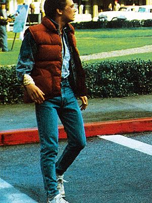 Marty McFly Halloween Costume from Back to the Future - Esquire