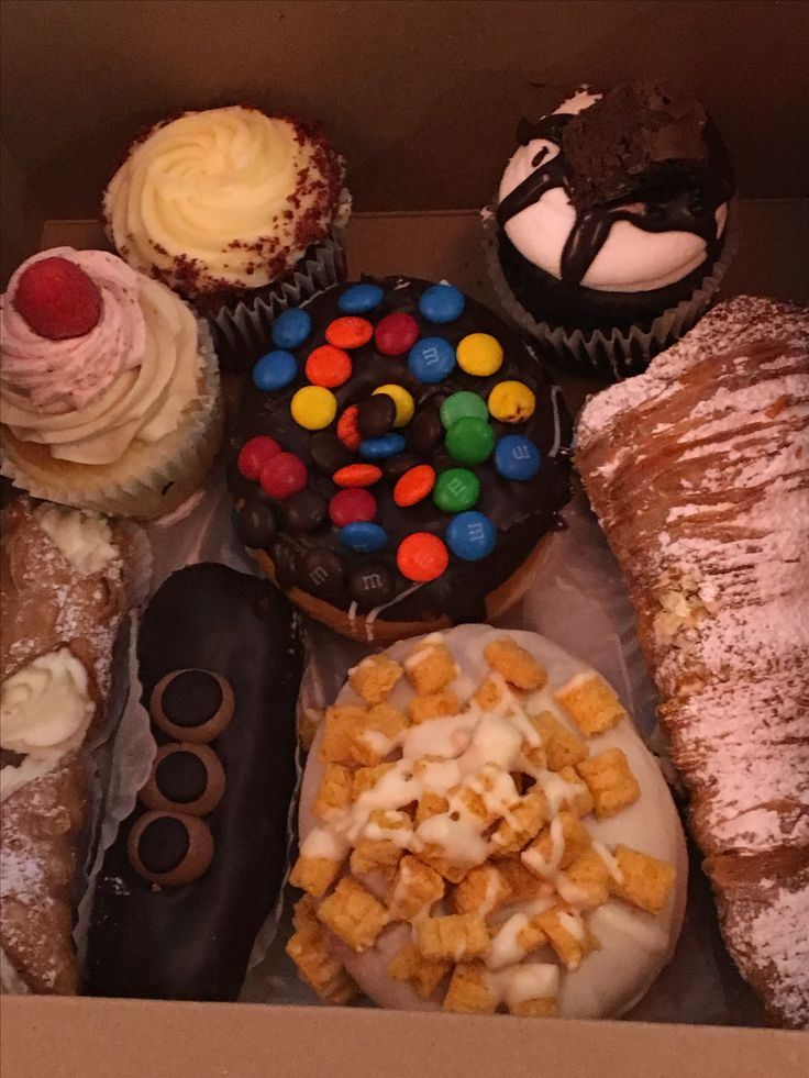 Sweets - Donuts & Cupcakes
