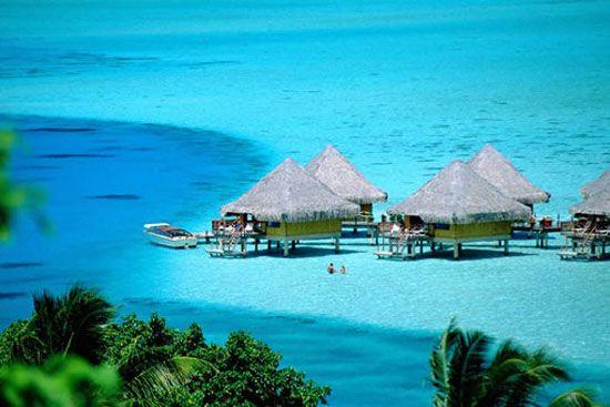 Νησί Μπόρα-Μπόρα-Γαλλική Πολυνησία!