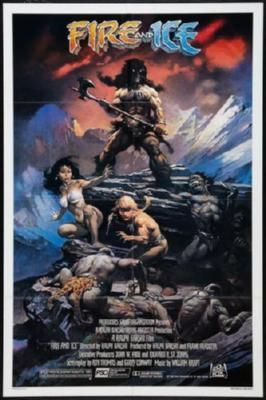 Fire And Ice Poster 24inx36in