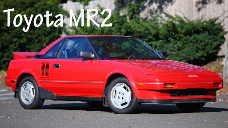 Zehn gigantische Einflüsse von Toyota Mr8