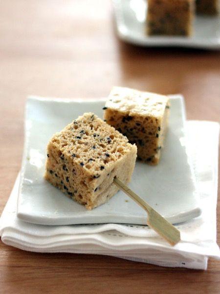 米粉の味噌きなこ蒸しケーキ by 山本路子(みるまゆ)   レシピサイト ...