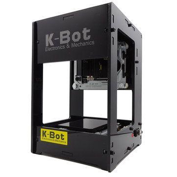 Only US$94.99, buy best K-Bot V3 1000mW Mini Laser Engraving Machine DIY Laser Printer with Cooling Fan sale online store at wholesale price.US/EU warehouse.