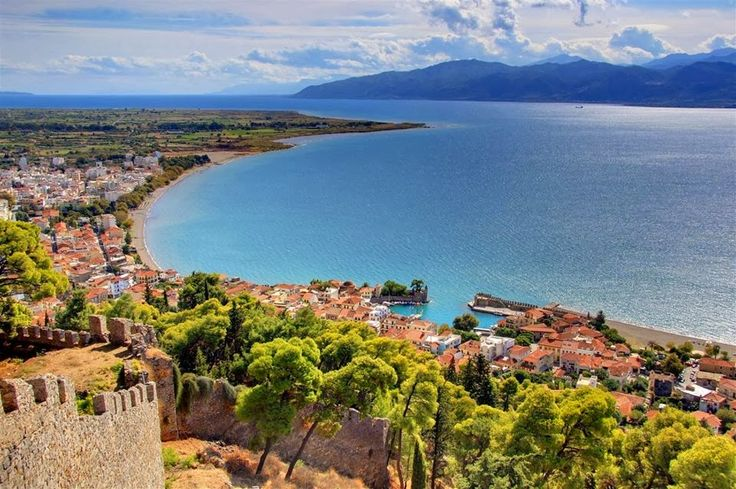 GREECE CHANNEL | Nafpaktos