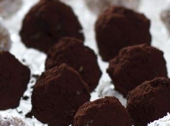 Trufe cu cacao