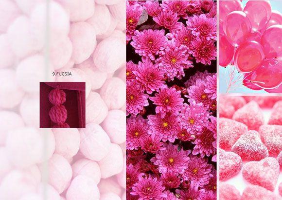Fucsia, il colore della primavera