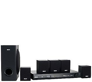 RCA 100W Home Theater System w/ Blu-Ray Player