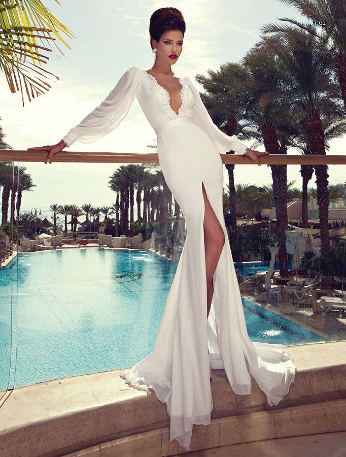 17 best images about dalia manashrov isr on pinterest for Dimitrius dalia wedding dresses