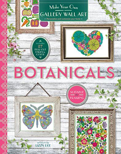 Botanicals Gallery Wall Art >>> Details can be found by clicking on the image.