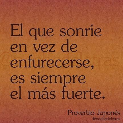 Proverbio Japonés. #citas #quotes #frases . Pin and follow pyra2elcapo