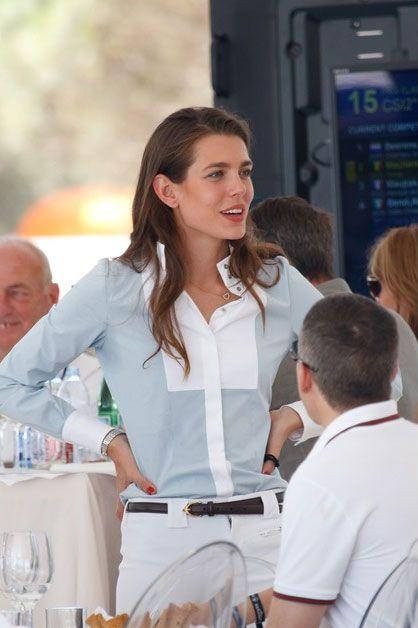 Charlotte Casiraghi et Gad Elmaleh ne sont pas séparés. La fille de Caroline de Monaco et l'humoriste ont faire taire la rumeur de la plus belle des façons.