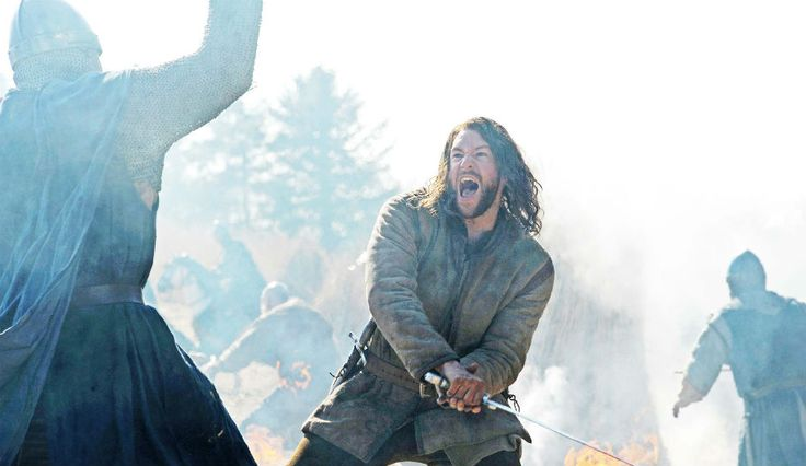 KURT SUTTER'S 'THE BASTARD EXECUTIONER' IS A SHOW YOU DON'T WANT TO MISS #TBX #FX
