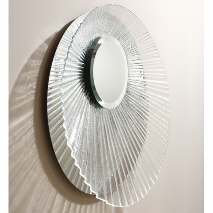Global Views Fan Dance Mirror - 32 diam. in. - 3.30862