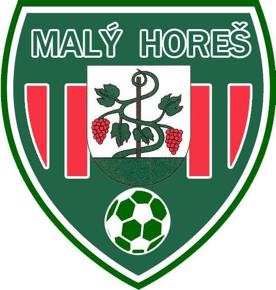 Maly Hores , football logo , Slovakia