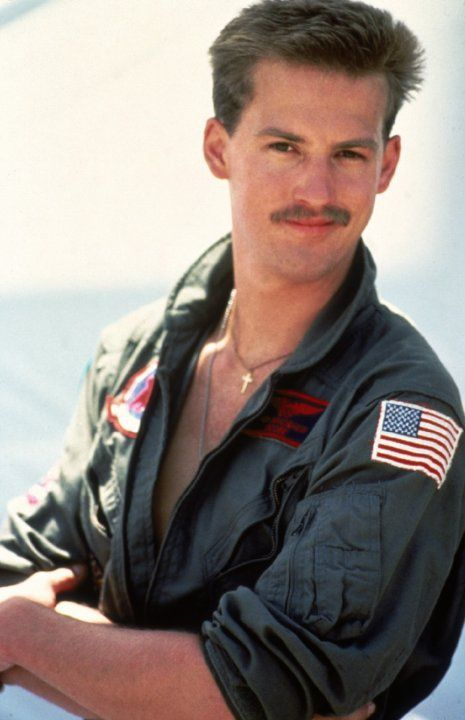 Still of Anthony Edwards in Top Gun (1986)