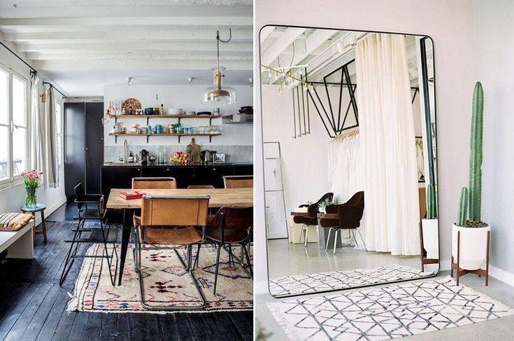 17 meilleures id es propos de chambres de style boh me for Decoration interieur industriel