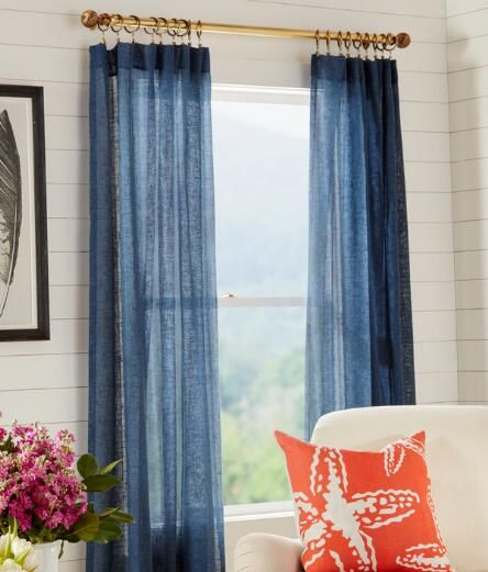 sheerssheer curtains and sheer linen rod pocket curtains