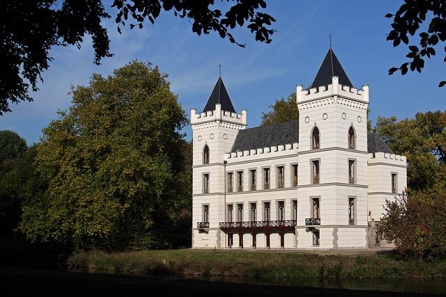Castle Beverweerd - The Netherlands by dirkjankraan.com, via Flickr