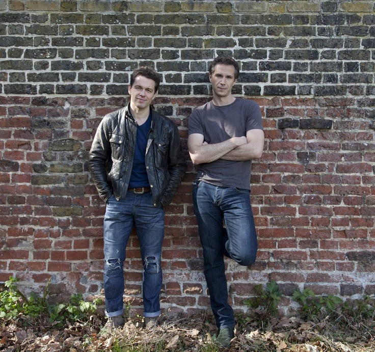 The Independent: Julian Ovenden and James D'Arcy:  'Maybe one day we could be the English Matt Damon and Ben Affleck…  (1090 X 1024) --